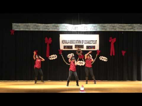 Kact Christmas & New Year 2014: Group Dance 1 video