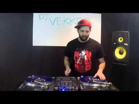 DJ Vekked - Gangstarr Full Clip Beat Juggle