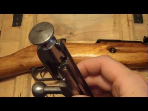 Head spacing a Mosin Nagant after fixing a broken bolt