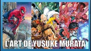 L'ART DE YUSUKE MURATA