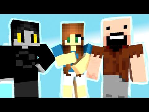 Player School Season 1 Minecraft Animation Minecraft Parody