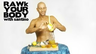 RAWk Your Body with Santino - Flu Shot