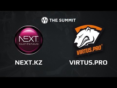 NEXT.kz -vs- Virtus.Pro, The Summit, Day 2, game 3