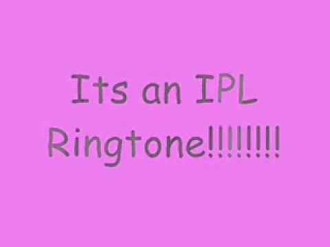 IPL Ringtone  YouTube