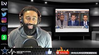 Debate with Stephen A. Smith , Will Cain & Max