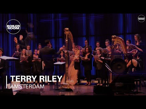 Terry Riley & Friends – 'Children of Gaza' – Boiler Room Amsterdam Live Performance