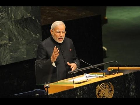 Narendra Modi's UNGA Speech - Part 2