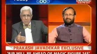 H T N B T T Prakash Javadekar 11 10 2014