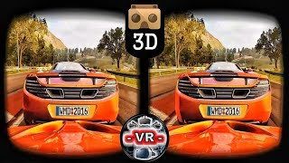 VR Videos 3D VR Project Cars 2 VR Gameplay 3D SBS for Google Cardboard VR Box 3D 360 VR Headset