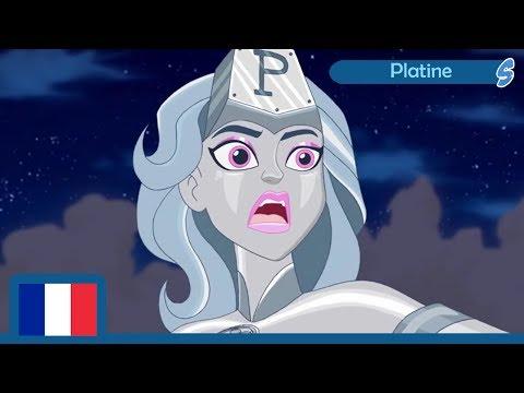 DC Super Hero Girls (Clip) (VF)| Platine | Jeux Intergalactiques