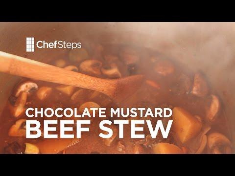 Recipe   Chocolate Mustard Beef Stew   Chefsteps