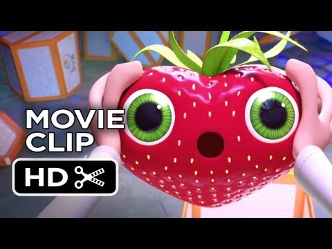 Cloudy with a Chance of Meatballs 2 Movie CLIP – Meet Barry (2013) HD