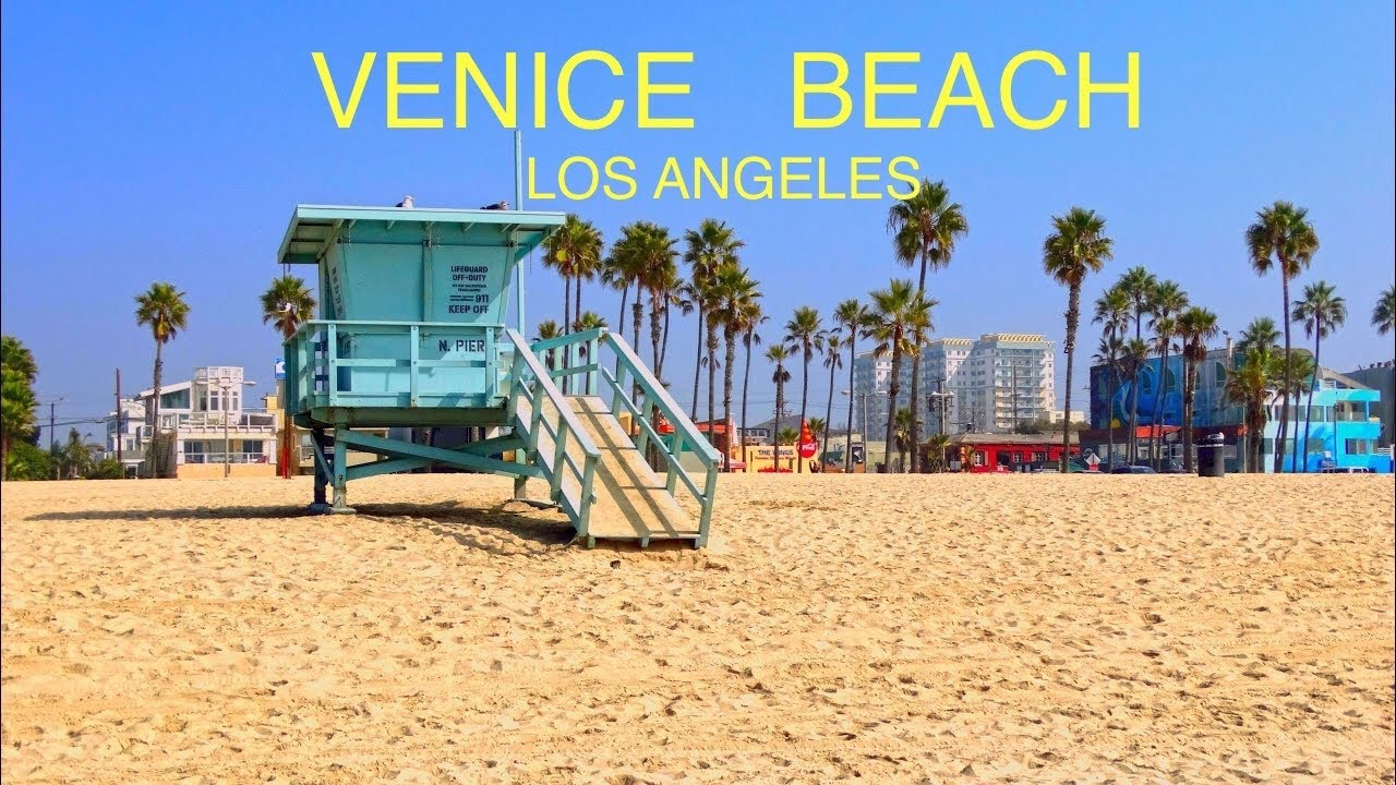 Venice beach hd