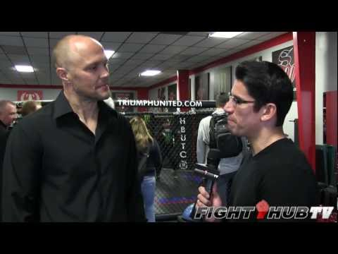 Bjorn Rebney  Never in a million years would I sell Bellator to the UFC