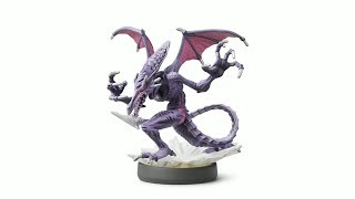 Super Smash Bros. Ultimate Inkling and Ridley Amiibo First Look - E3 2018