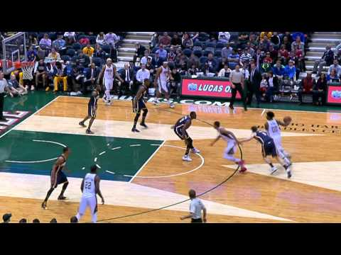 Top 5 NBA Plays: March 26th