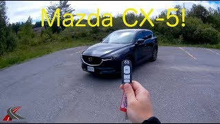 2017 Mazda CX-5 Review