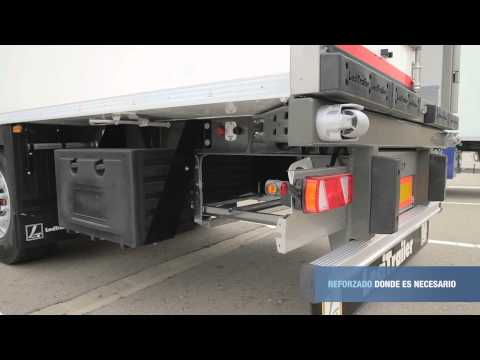 Lecitrailer Nuevos Vehículos Frigoríficos español HD