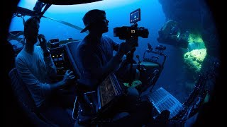 How to film UNDERWATER in a SUBMARINE!