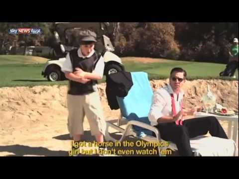 image vidéo رومني وأوباما ستايل قبيل الانتخابات