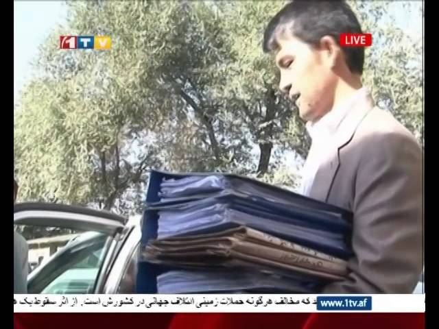 1TV Afghanistan Pashto News 21.10.2014 ???? ??????