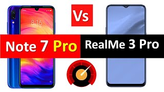 Redmi Note 7 Pro Vs Realme 3 Pro leaked specs Base Overall Comparison Not a Review