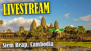 Arrived Cambodia | LIVESTREAM
