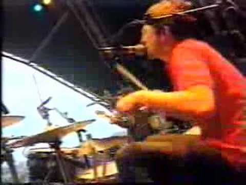 The Seahorses - Blinded By The Sun live Glastonbury 1997