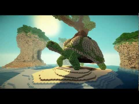 A lost soul - Minecraft cinematic