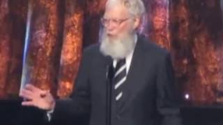 2017 Rock & Roll Hall of Fame David Letterman Inducts Pearl Jam - Complete Speech