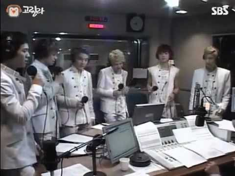 120824 Teen Top - Be Ma Girl At Boom's Youngstreet Radio video