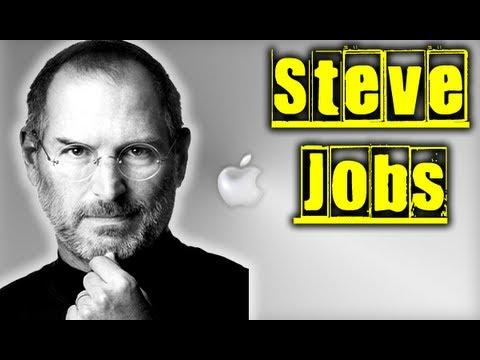 Motivacional - Discurso de Steve Jobs - Dublado  [HD]