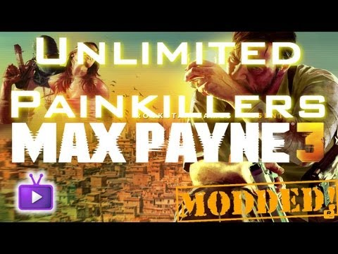 Max Payne 3 Unlimited Painkillers, ft. WiZARD HAX - WAY➚