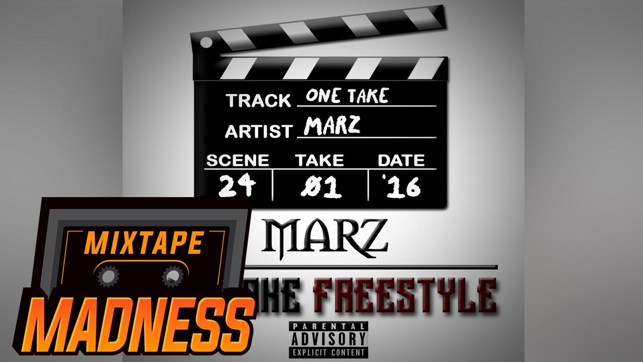 Marz - One Take Freestyle | Mixtape Madness
