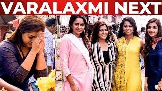 WOW : Varalaxmi And Bigg Boss Aishwarya's Join Hands For New Movie !!