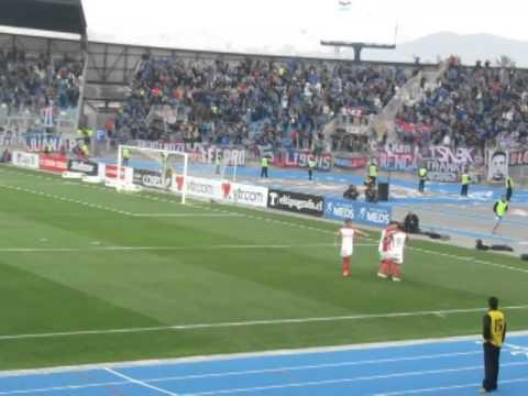 Gol de Gustavo Canales, Ohigins 1 vs U de Chile 3