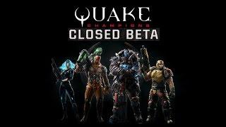 Обзор Quake Champions Beta ■ Игровые режимы ■ qadRaT Gameplay