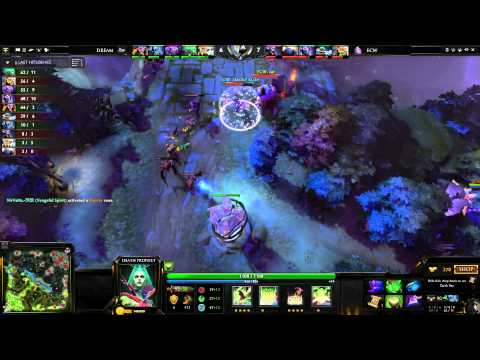 Dream vs. Everything Can Work UGC Western Invite Game 1 - Casted by Wicket and Petefbsd