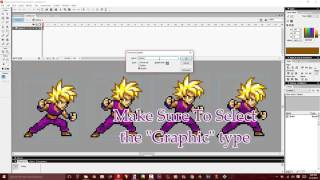 How I Make My Sprite Animations