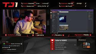TheTji - Roubos Assumidos em Live! - Twitch Highlights [24/2/2018]