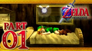 The Legend of Zelda: Ocarina of Time 3D - Part 1 - Boy Without A Fairy