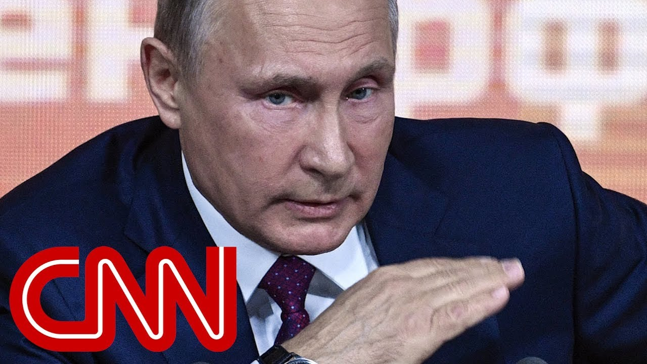 Putin echoes Trump on election interference