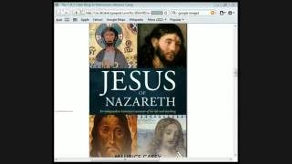 Video: Maurice Casey: Jesus of Nazareth, a critical look