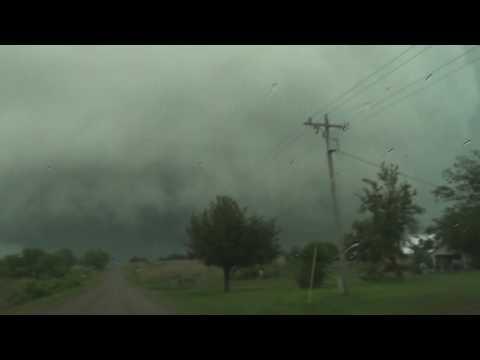 5/9/2016 Sulphur, OK Wedge Tornado