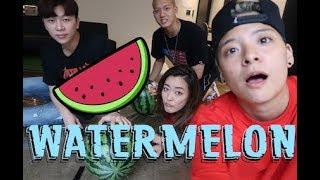 Watermelon Challenge 2017! (ft. Peniel, Gen Neo, Caroline)