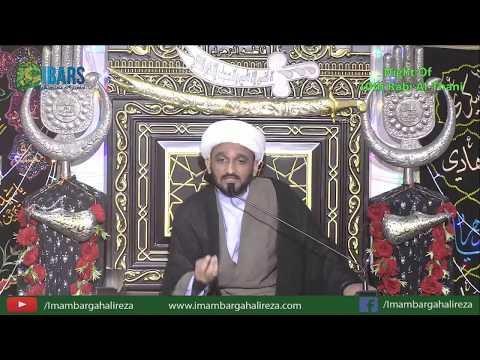 Jashan Imam Hasan Askari - Maulana Sheikh Qamar Ali Lilani
