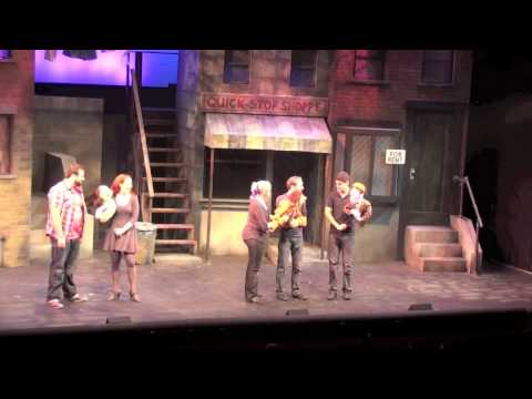 Sucks To Be Me- Avenue Q At Smithtown Pac video