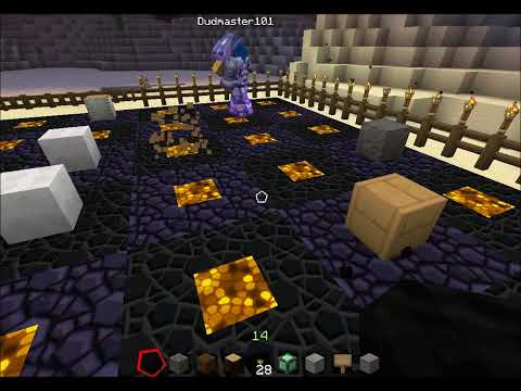 Minecraft Chess With Hockman And Dudmaster
