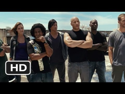 Fast Five Official Trailer #1 - (2011) Hd video