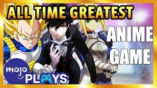 Greatest Anime Video Game of All Time